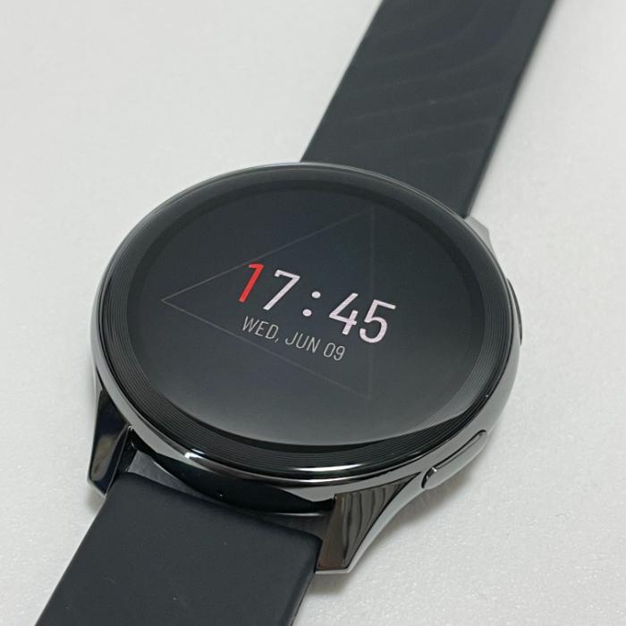 OnePlus Watchのデザイン