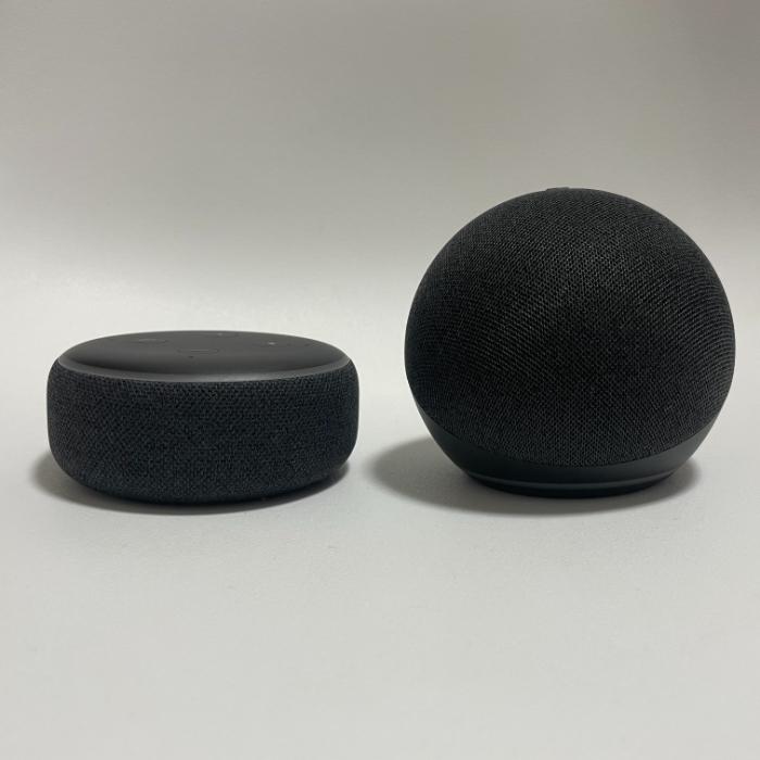 Echo Dot 第3世代と第4世代の違い