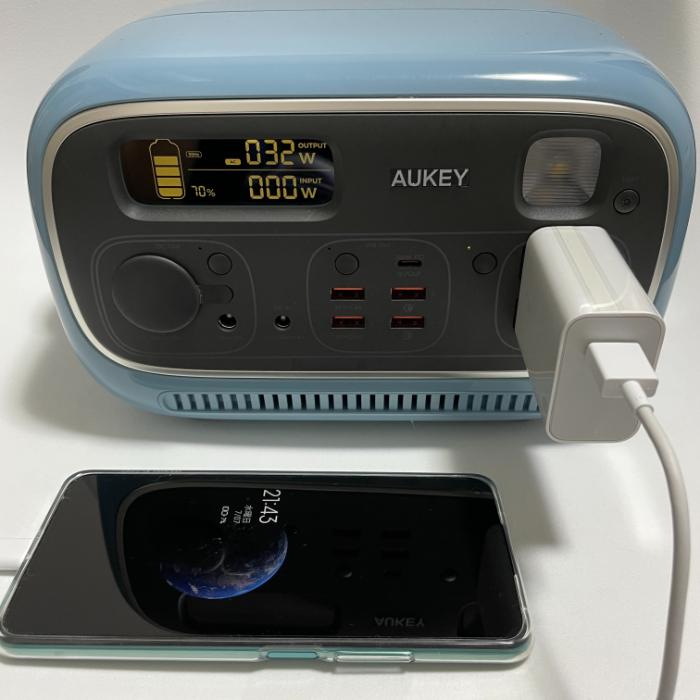 Mi 11 Lite 5Gのバッテリー性能