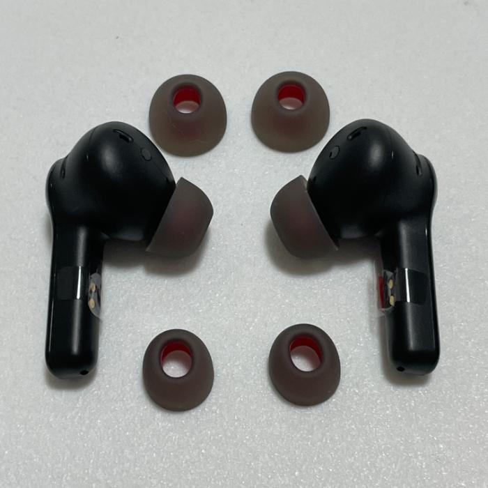 EarFun Air Pro 2の付属品
