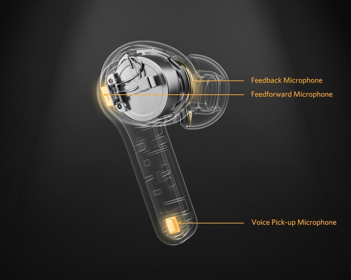 EarFun Air Pro 2の通話性能