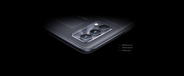 realme GT Master Editionのカメラ