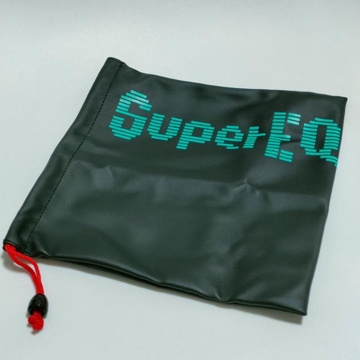 SuperEQ S1の付属品