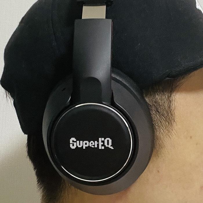 SuperEQ S1の装着感