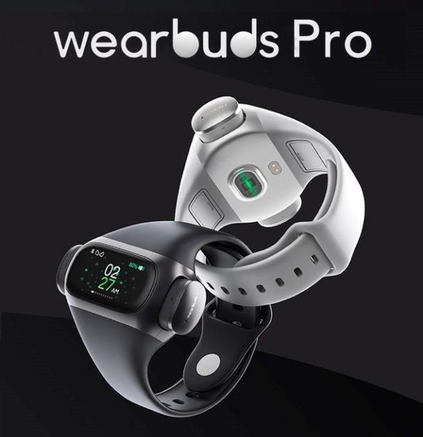 wearbuds Proのカラバリ