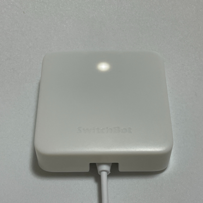 SwitchBot HubMiniのデザイン