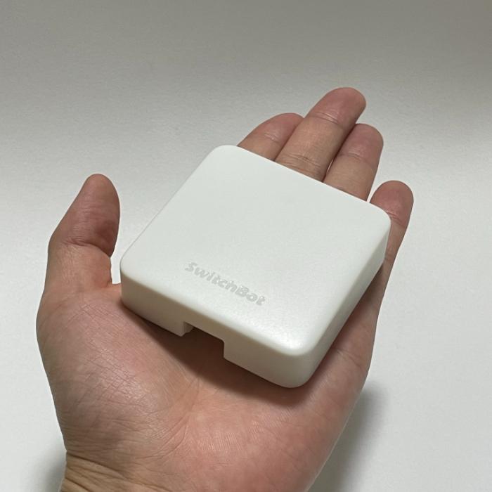 SwitchBot Hub Miniのサイズ感