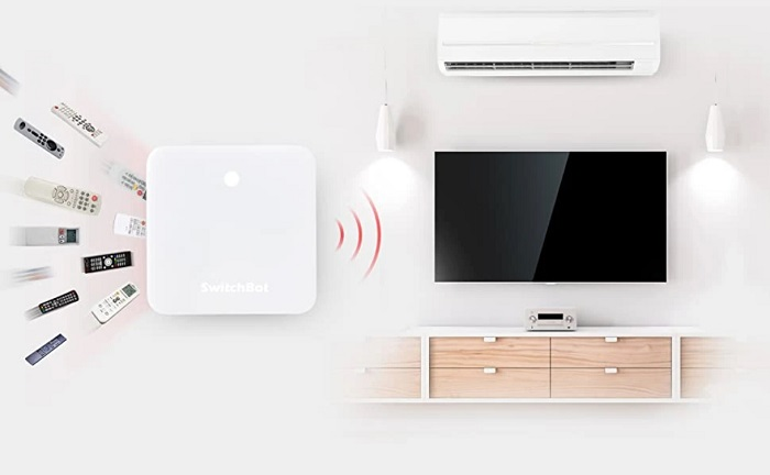 SwitchBot Hub Miniはスマートリモコン
