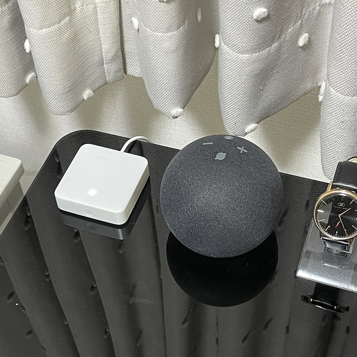 SwitchBot Hub Miniの設置場所