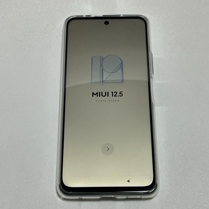 POCO X3 GTのOSはMIUI12.5