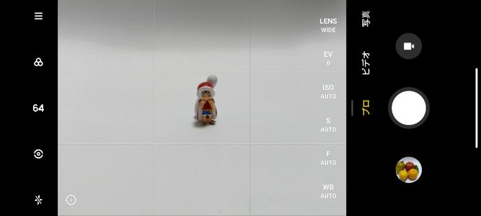 POCO X3 GTのカメラ性能