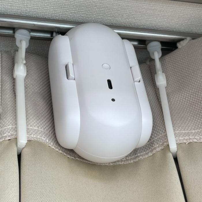 SwitchBotカーテンの設置方法